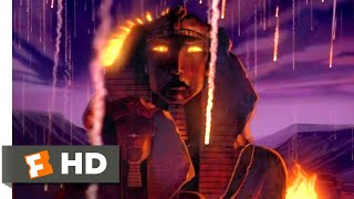The Prince of Egypt (1998) - The 10 Plagues Scene (6/10) | Movieclips