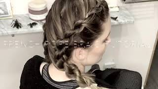 Twisted Rope Braid Tutorial (step by step)
