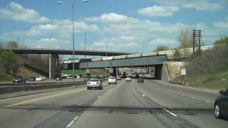 I-94 West thru the Twin Cities