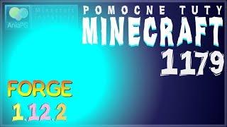 Forge 1.12.2 - Jak zainstalować mody - PL Instalacja moda do Minecraft 1.12.2