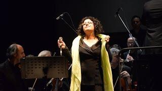 Antonella Ruggiero al Teatro Mandanici ~ Tu, Musica Divina
