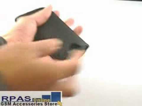 Slide Leather Case for SAMSUNG SGH-i8510 INNOV8
