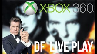 Goldeneye Xbox 360 Unreleased Live Play