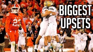 Biggest Upsets In Football History ||HD (2)