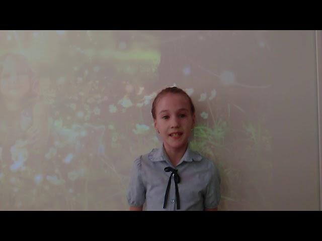 Изображение предпросмотра прочтения – ЕкатеринаАнцыферова читает произведение «Мирок» М.И.Цветаевой