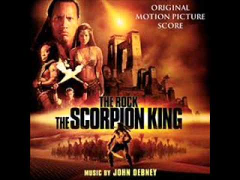 The Scorpion King Soundtrack John Debney