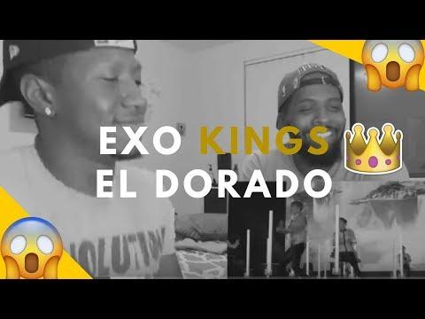 Exo El Dorado live Reaction