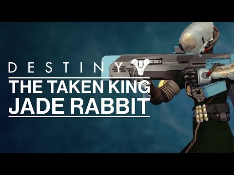 Destiny - The Taken King - The Jade Rabbit...
