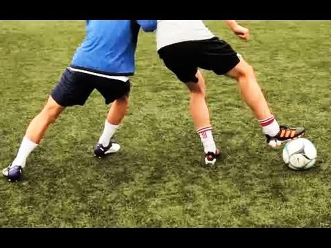 How to Shield the Ball | Soccer Lessons