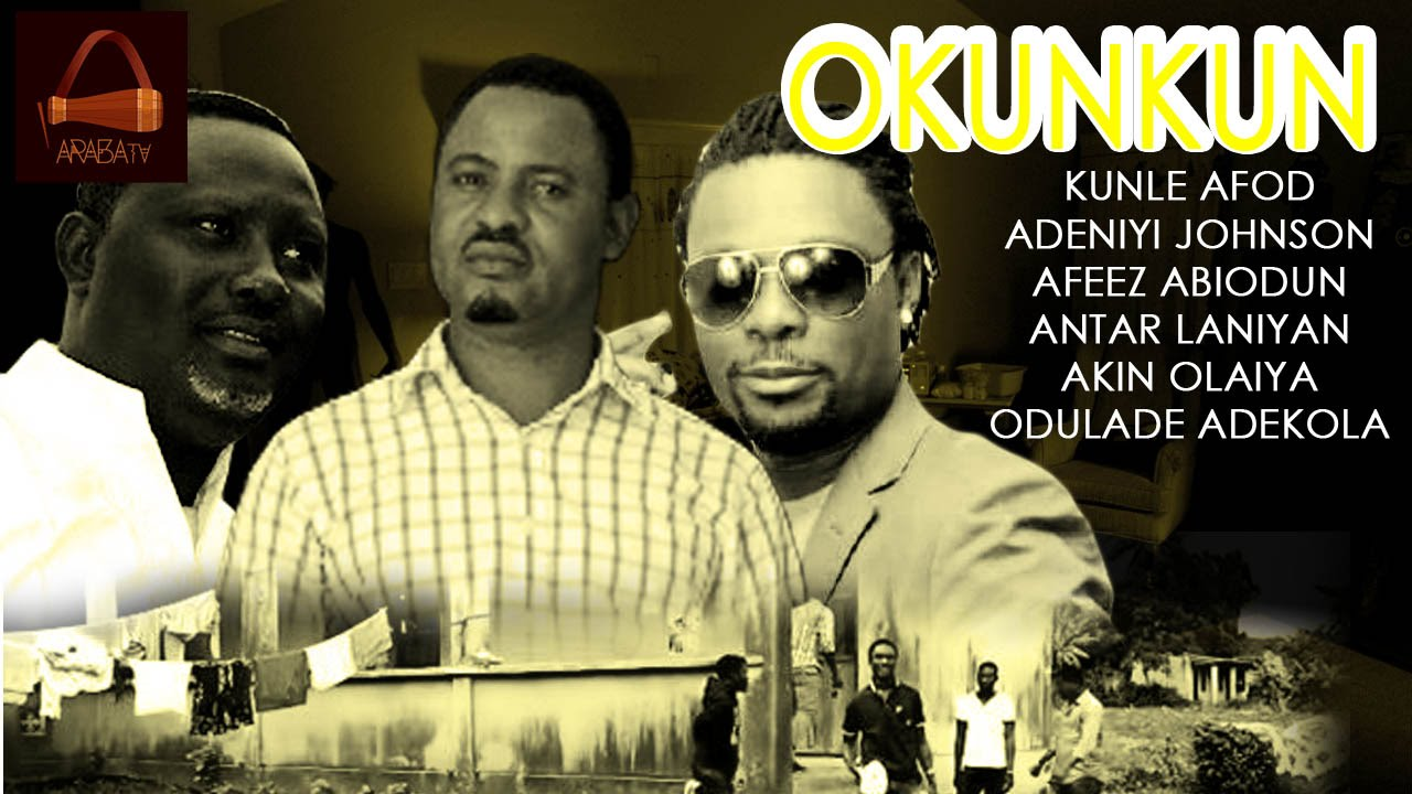 Download Okunkun - Yoruba 2015 Latest Movie.