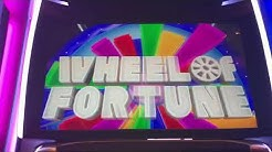 Wheel of Fortune 4D Slot: BIG WINS!