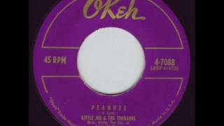 Little Joe and the Thrillers - Peanuts 1957 45rpm