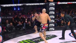 Bellator MMA Top Moments of 2014: Biggest Knockouts