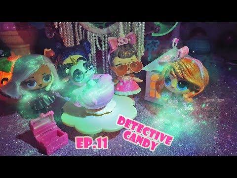 Candy e Daisy salvano Glitter! 😍 [Detective Candy 🦄🕵️ Ep. 11]