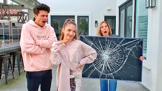 PRANKING MY FAMILY THEN GIVING THEM CHRISTMAS GIFTS!!