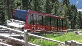 Ortisei - Rasciesa Funicular Lift, Italian Dolomites