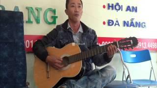 LỜI RÊU - Phú Quang - Guita Pháp Nha trang