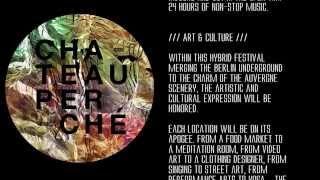 WAWH VISUAL 01 - SYROB DJSET @ CHATEAU PERCHE FESTIVAL 2015