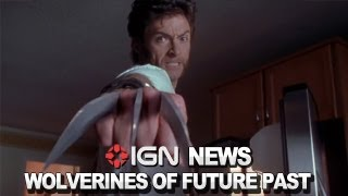 ign news wolverine in x men days of future past