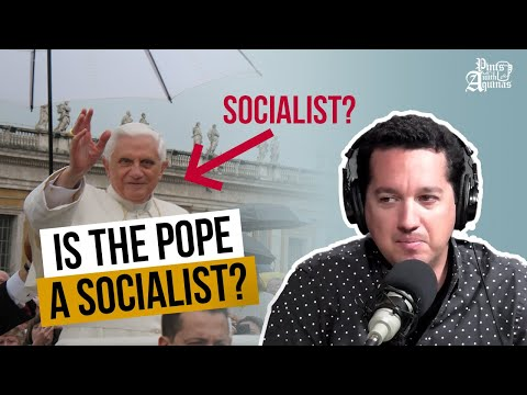 Does Socialism Align with Catholic Social Teaching? w/ Trent Horn