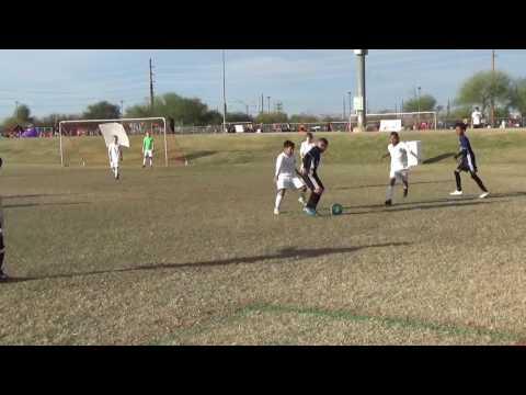 Colorado United Boys White vs Tanque Verde SC Boys Blue