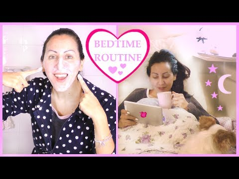 MY BEDTIME ROUTINE!! ♡ Step by step | Carlitadolce