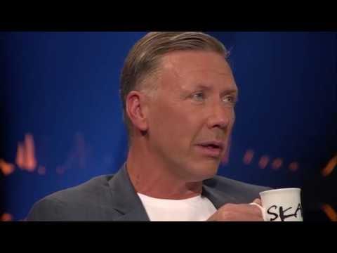 Mikael Persbrandt gästar Skavlan