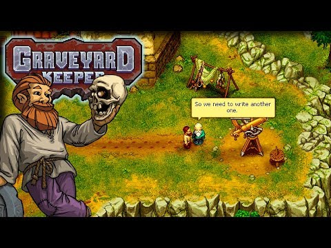 Published Author – Let's Play Graveyard Keeper – Part 76