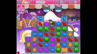 Candy Crush Saga Level 1395 No Boosters