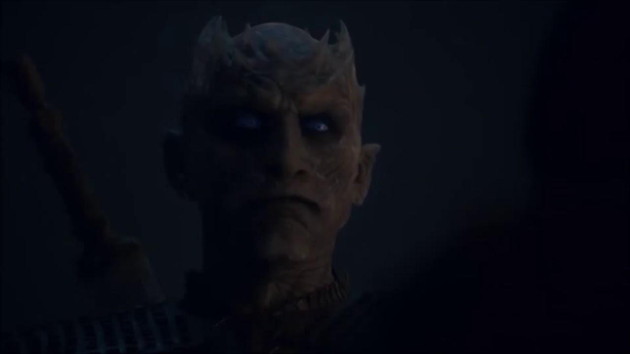 Arya Kills Night King!   Death Scene HD   Game of Thrones season 8 episode 3