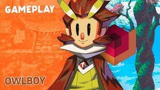 Owlboy - Gameplay ao Vivo na Quinta Indie!