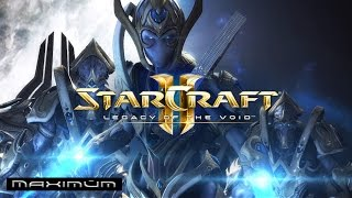 Starcraft II Legacy of The Void Todas as Cenas Cinematográficas Dublado PT BR
