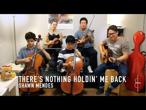 THERE'S NOTHING HOLDIN' ME BACK | Shawn Mendes || JHMJams Cover No