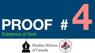 Proof #4 for the Existence of God: Where do we come from?