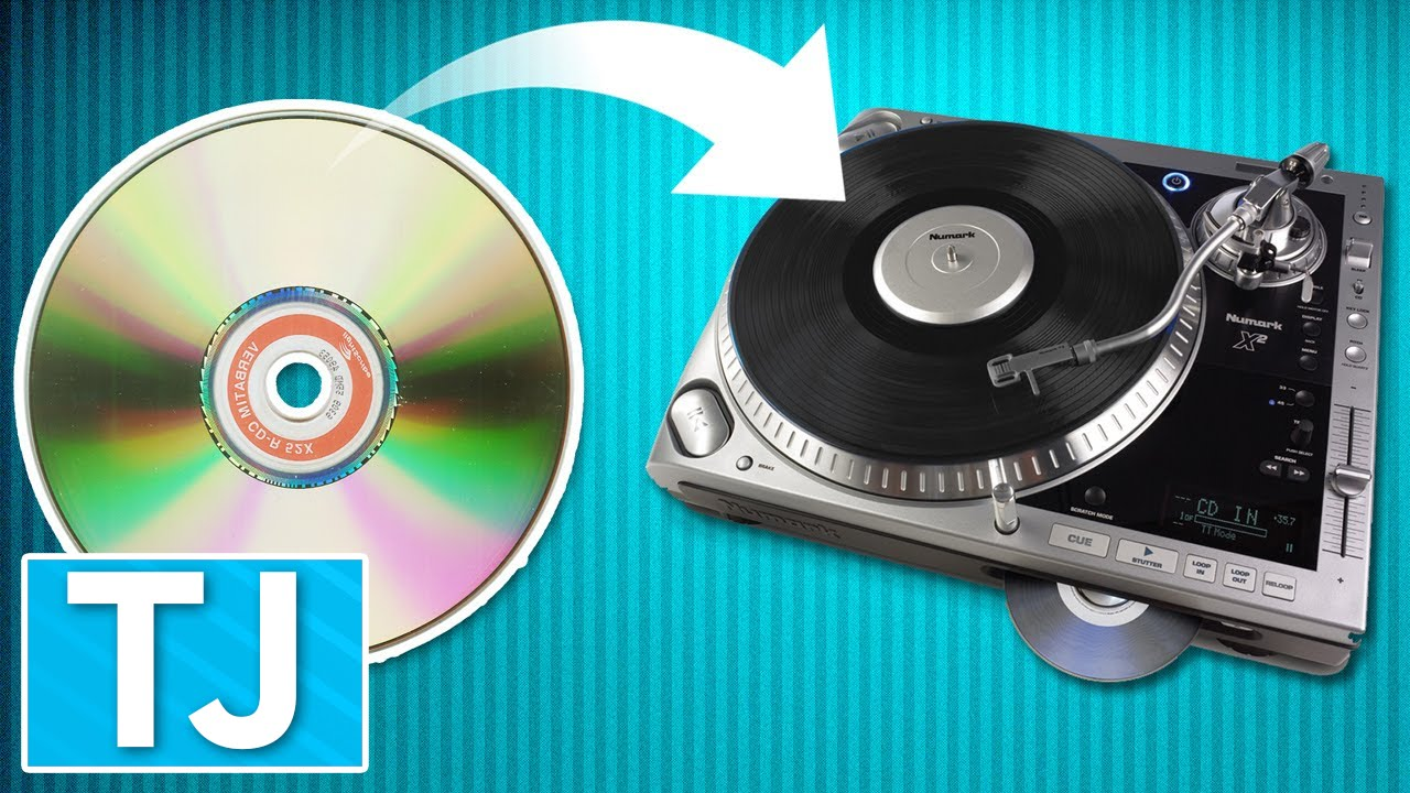 How to Record a CD