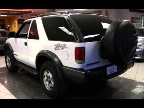2000 chevrolet blazer ls zr2 4x4 for sale in hamilton oh youtube. Black Bedroom Furniture Sets. Home Design Ideas