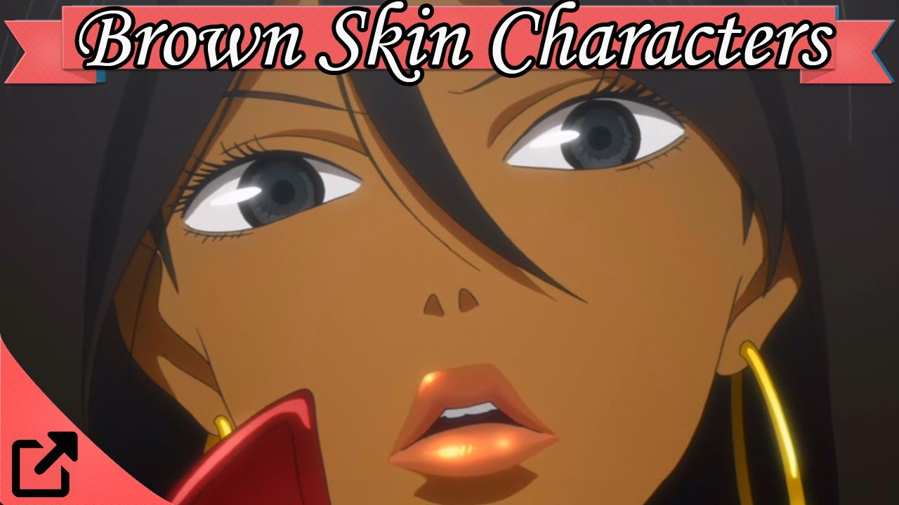 Top 9 Black Anime Characters (Also Brown)