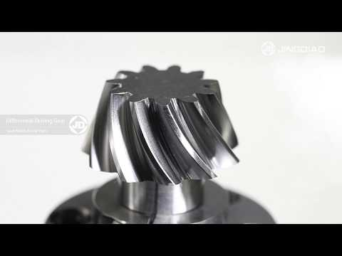 5 Axis High Speed Machining For Gear Molds & Gear Parts