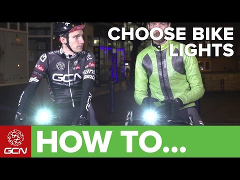 How To Choose Bike Lights For Commuting –GCN's Road Cycling Tips