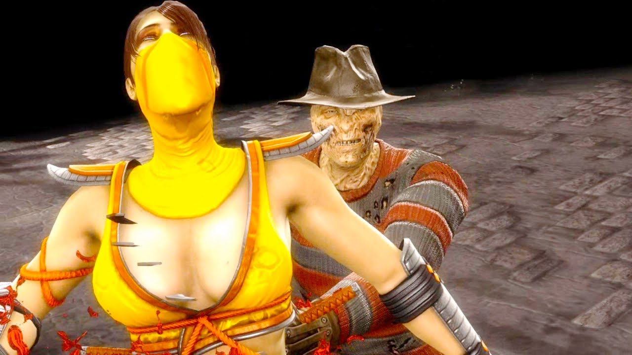 Mortal Kombat Komplete Mods Chameleon Mileena Expert