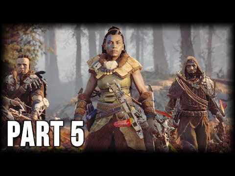 Horizon Zero Dawn - New Game+ Part 5 [PS4] – Main Quest: The War-Chief's Trail