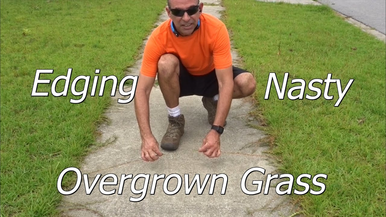 How To Edge A Lawn With An Edger A Few Lawn Service Tips And
