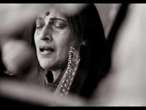 Kishori Amonkar- Rag Haunsadhwani (Tarana)