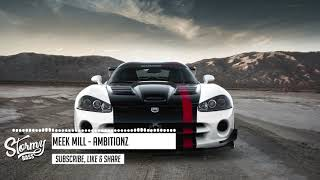 Meek Mill - Ambitionz [Bass Boosted] HD