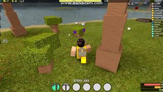 Roblox-Booga Booga UPDATE! Ant people and bigger caves!