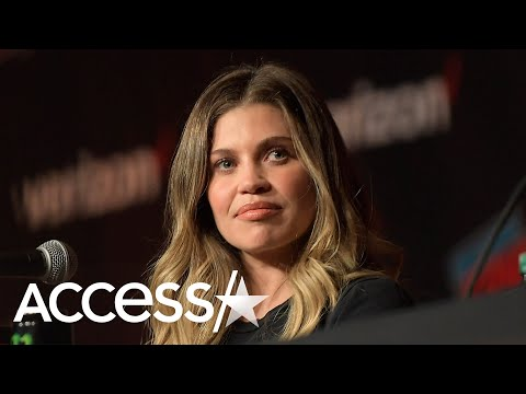 Danielle Fishel Tears Up As She Emotionally Describes Her Son's Health Issues