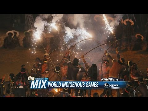 The First World Indigenous Games | ABC News