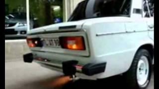 Авто хулиганы Баку