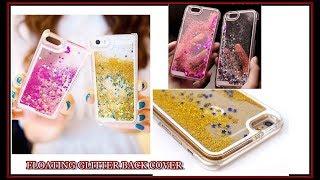 Liquid Floating 3D Glitter Bling Star Waterfall Back Cover Case for Iphone Samsung MI Redmi Lenovo