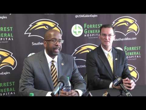 Media Session: University President Rodney D. Bennett and New Director of Athletics Jon Gilbert